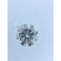 White Round Diamond - 0.75 carats